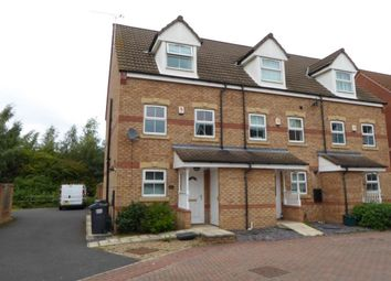 Thumbnail 3 bed town house to rent in 40 Vulcan Mews, Auckley, Doncaster