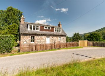 Thumbnail 3 bed detached house for sale in Elrig Cottage, Inverey, Braemar, Ballater