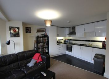 Thumbnail 2 bed flat to rent in Manor Road, Romford Essex