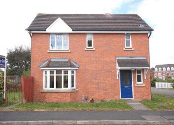 Thumbnail 3 bed detached house for sale in Devoke Road, Wythenshawe, Manchester