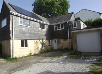 Thumbnail 4 bed detached house for sale in St. Cleer, Liskeard, Cornwall