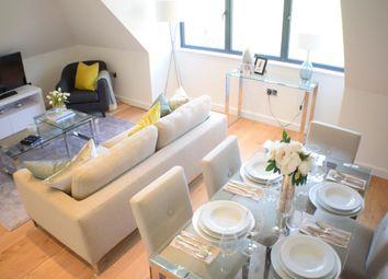Thumbnail 2 bed flat to rent in Green Lane, Hendon