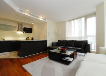 Thumbnail 3 bed flat to rent in Westcliffe Apartments, South Wharf Road, London