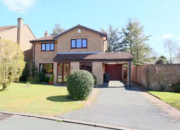 4 bed detached house for sale in Long Meadow, Clayton, Newcastle-Under-Lyme ST5