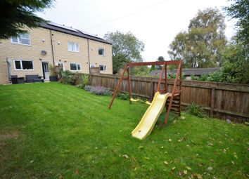 Thumbnail 3 bed town house for sale in 3 Beaumont View, Cain Lane, Southowram, Halifax
