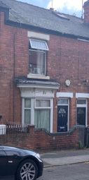 Thumbnail 2 bedroom terraced house to rent in Clarence Road, Worksop