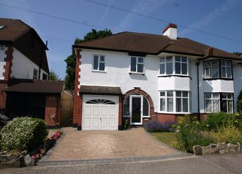 Thumbnail 5 bed semi-detached house for sale in The Close, Petts Wood, Orpington