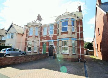 Thumbnail 4 bed semi-detached house for sale in Lyndhurst Road, Exmouth