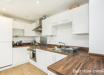Thumbnail 2 bed flat to rent in Tredegar Road, London
