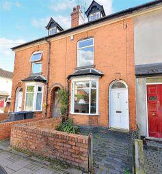 3 bed terraced house for sale in Albert Road, Kings Heath, Birmingham B14