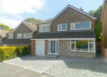 Thumbnail 5 bedroom detached house for sale in Greystoke Drive, Sharples, Bolton, Lancashire