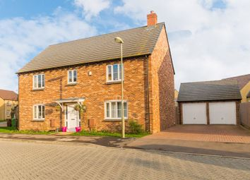 Thumbnail 4 bed detached house for sale in Spring Field Way, Sutton Courtenay, Abingdon