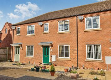 Thumbnail 2 bed terraced house to rent in Cygnet Road, Dereham