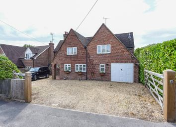Wallingford Road, Goring On Thames RG8. 4 bed detached house