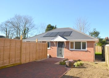 Thumbnail 2 bed detached bungalow for sale in Sea View Road, Parkstone, Poole