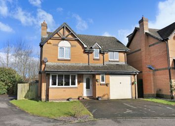 Thumbnail 4 bed detached house for sale in Upper Barn Copse, Fair Oak, Eastleigh