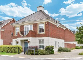 Thumbnail 5 bed detached house for sale in Durham Drive, Camberley