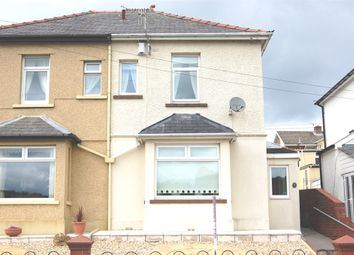 Thumbnail 3 bed semi-detached house for sale in Newbridge Road, Pontllanfraith, Blackwood