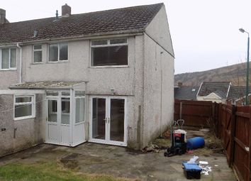 Thumbnail 3 bed terraced house for sale in Bryncelyn Estate, Blaina, Abertillery. 3Ly.