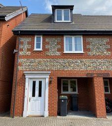 3 bed semi-detached house to rent in Constitution Hill, Needham Market, Ipswich IP6