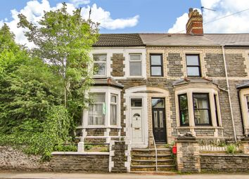 Thumbnail 3 bed end terrace house for sale in Cardiff Road, Llandaff, Cardiff