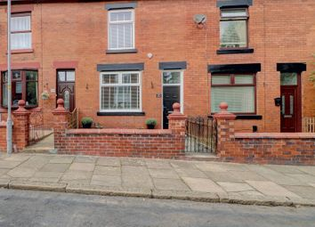 Thumbnail 2 bed terraced house for sale in Carlton Street, Farnworth, Bolton