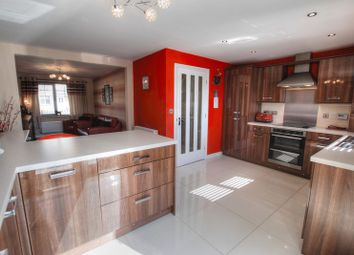 Thumbnail 4 bed town house for sale in Taku Court, South Shore, Blyth