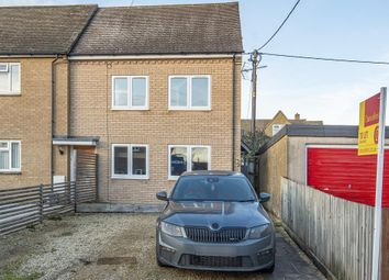 Thumbnail 3 bed end terrace house to rent in Middle Barton, Oxfordshire