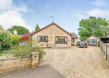 Thumbnail 3 bed detached bungalow for sale in Banyards Place, Runcton Holme, King's Lynn