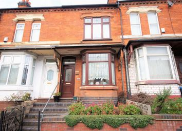 Thumbnail 3 bed terraced house for sale in Warwick Road, Tyseley, Birmingham