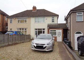 Thumbnail 2 bed semi-detached house to rent in Normanton Avenue, Sheldon, Birmingham