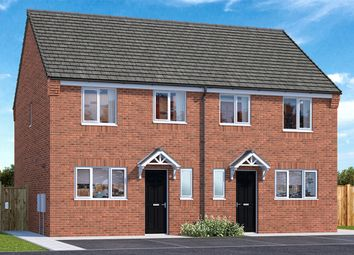 "Thumbnail 3 bed property for sale in ""The Caddington"" at Gibside, Chester Le Street"