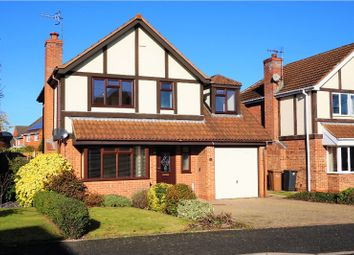 Thumbnail 4 bed detached house for sale in Cranesbill Drive, St. Peters, Worcester