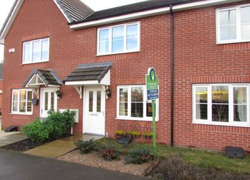 Thumbnail 2 bedroom terraced house for sale in Gadwall Way, Scunthorpe
