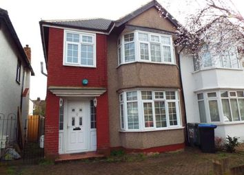 Thumbnail 3 bed semi-detached house for sale in Cranleigh Gardens, Harrow