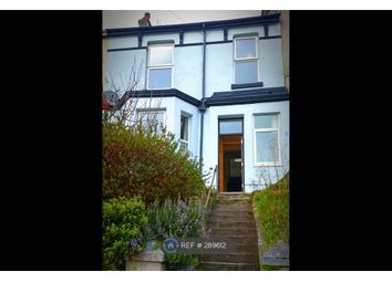 Thumbnail 4 bed terraced house to rent in Edgar Terrace, Plymouth