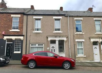 Thumbnail 3 bed terraced house for sale in East Stevenson Street, South Shields, Tyne And Wear