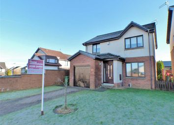 Thumbnail 3 bed detached house for sale in Cheviot Crescent, Lindsayfield, East Kilbride