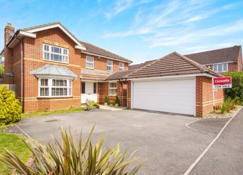Thumbnail 4 bed detached house for sale in Homeground, Emersons Green, Bristol