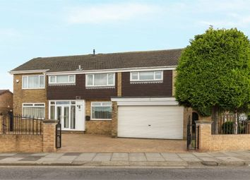 Thumbnail 5 bed detached house for sale in Hall Drive, Middlesbrough, North Yorkshire