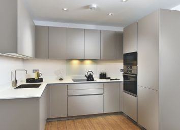 Thumbnail 2 bed flat for sale in Homefield Rise, Orpington