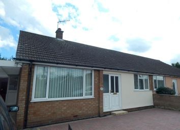 Thumbnail 2 bed bungalow to rent in Grange Close, Felixstowe