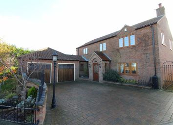 Thumbnail 4 bed detached house for sale in Orchard Place, Kexby, Gainsborough