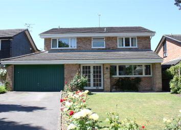 Thumbnail 4 bed detached house for sale in Kingsland Grange, Newbury