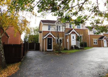 Thumbnail 2 bed semi-detached house for sale in Brookfield Way, Heanor
