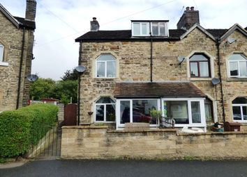 Thumbnail 3 bed end terrace house to rent in Hogshaw Villas Road, Buxton