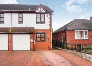 Thumbnail 3 bedroom semi-detached house for sale in Quarry Road, Dudley