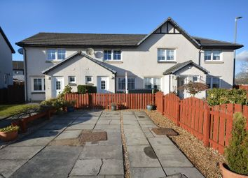 Thumbnail 2 bed terraced house for sale in Thornycroft Terrace, Plean, Stirling