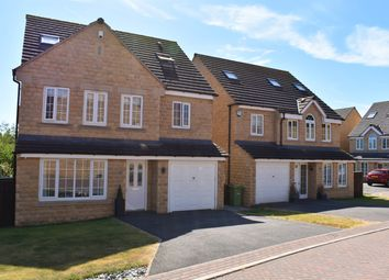Thumbnail 4 bed detached house to rent in Silverwood Road, Woolley Grange, Barnsley