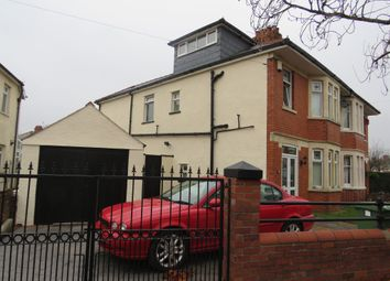 Thumbnail 4 bedroom semi-detached house for sale in Tair Erw Road, Heath, Cardiff